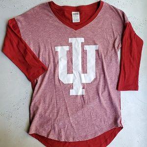 Victoria's Secret Pink Indiana Shirt - xs